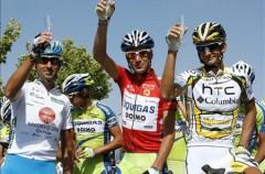 Vuelta a España 2010: el italiano Vincenzo Nibali gana su primera grande