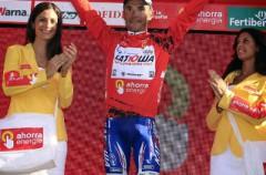 Vuelta a España 2010: Purito Rodríguez ya tiene su maillot rojo
