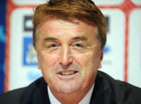 Radomir Antic ha sido destituido como seleccionador de Serbia