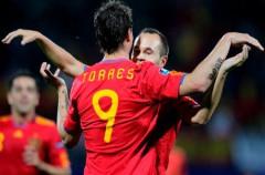España inicia su clasificación para la Eurocopa 2012 con un 0-4 ante Liechtenstein