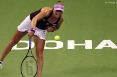 WTA Doha: Zvonareva líder del Grupo blanco y Stosur vence a Schiavone en Grupo marrón