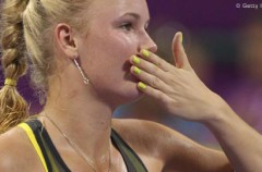 WTA Doha: Wozniacki, Stosur, Zvonareva y Clijsters semifinalistas
