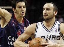 San Antonio Spurs fue demasiado rival para Caja Laboral que perdió por 108-85