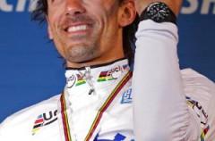 Fabian Cancellara, galardonado con el Velo d'Or