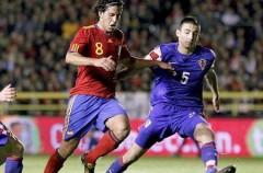 España sub 21 derrota a Croacia por 2-1 y da el primer pasito hacia el Europeo