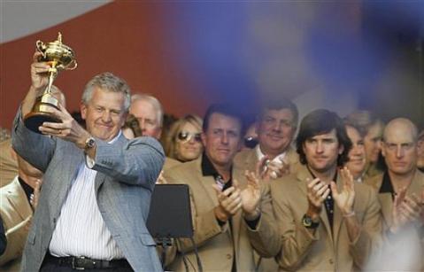 Ryder Cup 2010: Europa consigue el triunfo por 14,5 a 13,5 tras un final de infarto