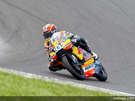 GP de Australia de motociclismo: Marc Márquez aumenta su ventaja en el Mundial de 125cc