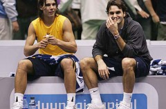 Nadal y Federer son amigos, no rivales