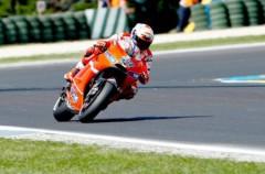 GP de Australia de motociclismo: poles para Stoner, De Angelis y para Marc Márquez