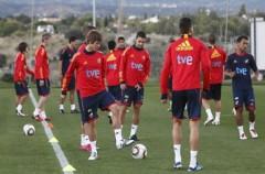 Convocatoria de la selección española sub 21 para la eliminatoria frente a Croacia
