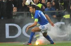 Clasificación Eurocopa 2012: suspendido el Italia – Serbia por incidentes en la grada