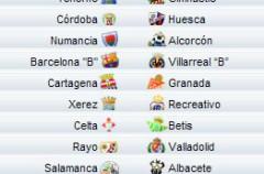 Liga Española 2010/11 2ª División: previa, horarios y retransmisiones de la Jornada 11