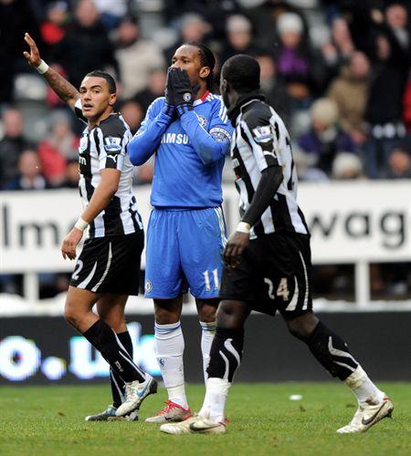 El Chelsea deja al United como lider en solitario