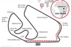 GP de Brasil de Fórmula 1: previa, horarios y retransmisiones de la carrera de Interlagos