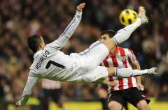 Liga Española 2010/11 1ª División: hat trick de Cristiano Ronaldo y victoria del Real Madrid por 5-1 al Athletic de Bilbao