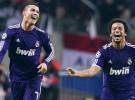 Liga de Campeones 2010/2011: el Real Madrid gana por 0-4 al Ajax y Cristiano Ronaldo consigue otro doblete