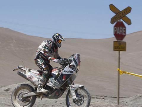 El Dakar no volvera a Africa por el momento