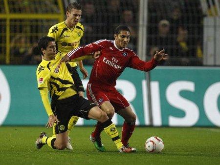Borussia Dortmund sigue liderando la Bundesliga