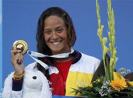 Duane Da Rocha ganó la medalla de oro en los 200m espalda