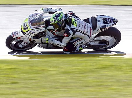Toni Elías vuelve a MotoGP en el equipo LCR