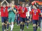 Diez jugadores españoles aspiran a formar parte del Equipo Ideal FIFA FIFPro World XI 2010
