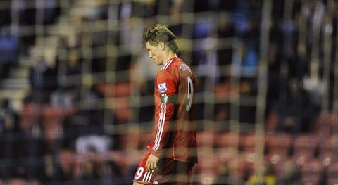 Fernando Torres volvio a marcar ante el Wigan