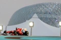 GP de Abu Dhabi de Fórmula 1: Vettel consigue la pole por delante de Hamilton y Alonso