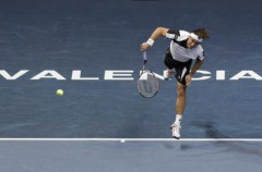 ATP Basillea: Djokovic y Nalbandián a segunda ronda; ATP Valencia: triunfos de Murray, Ferrer, Gimeno-Traver y Andújar