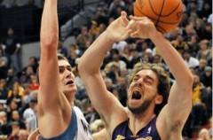 NBA: Gasol y sus intratables Lakers suman otro triunfo ante los Wolves