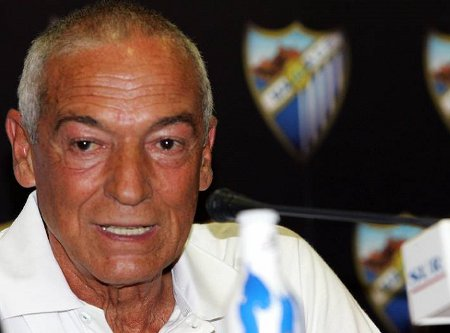 El técnico Jesualdo Ferreira ha sido cesado del Málaga