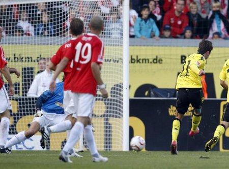 El Borussia Dortmund ya está por delante del Mainz 05
