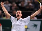 Masters Paris 2010: Federer y Murray a cuartos de final, Djokovic eliminado