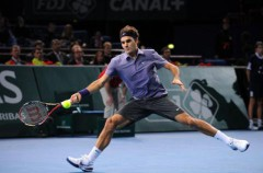 Masters Paris 2010: Federer clasifica a semifinales con Gael Monfils que eliminó a Murray