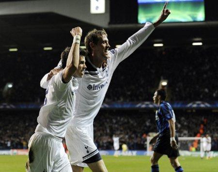 El Tottenham venció al Inter y dio un paso importante para clasificarse a octavos