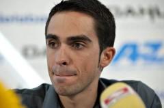 Alberto Contador celebra su cumpleaños en medio de la incertidumbre por su futuro