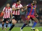 Copa del Rey 2010/11: tablas en los 3 partidos de hoy