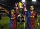 Bojan y Sergio Busquets, atados en el Barcelona hasta 2015