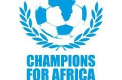 Sergio Ramos y Frederic Kanouté organizan el partido solidario Champions for Africa en el Vicente Calderón