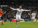 Dos goles de Cristiano Ronaldo permiten al Real Madrid ganar por 2-0 al Valencia