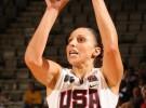 La jugadora de baloncesto Diana Taurasi da positivo por doping
