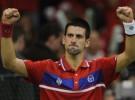 Final Copa Davis 2010: Djokovic gana a Simon y pone el 1-1 entre Serbia y Francia