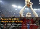 La Gazzetta dello Sport da a Iniesta como ganador del Balón de Oro 2010