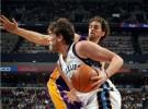 NBA: Lakers encaja su tercera derrota consecutiva ante los Grizzlies