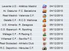 Liga Española 2010/11 1ª División: horarios y retransmisiones de la Jornada 14 con Osasuna-Barcelona y Real Madrid-Valencia