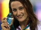 Mundiales de piscina corta: Mireia Belmonte gana dos medallas de oro