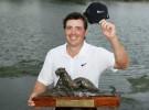 Pablo Martín revalidó el título en el Alfred Dunhill de golf