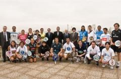 Madrid acoge la V edición del Máster Pádel Pro Tour