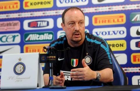 Rafa Benitez deja el banquillo del Inter de Milan
