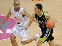 Liga ACB Jornada 12: el Real Madrid gana en la pista de Caja Laboral y se consolida en el liderato