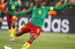 Samuel Eto'o es nombrado el mejor futbolista del año en África